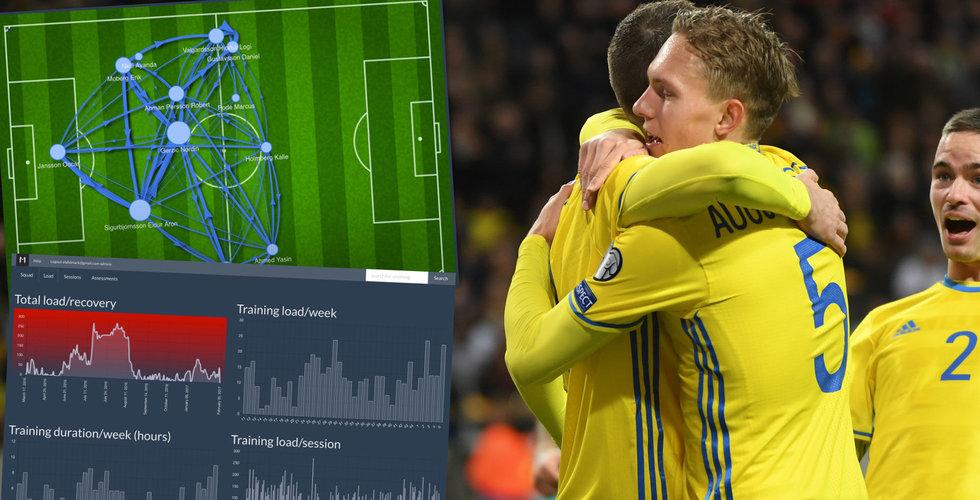 Breakit - Kan artificiell intelligens revolutionera fotbollen? Ola Lidmark Eriksson och Joakim Plogell tror det