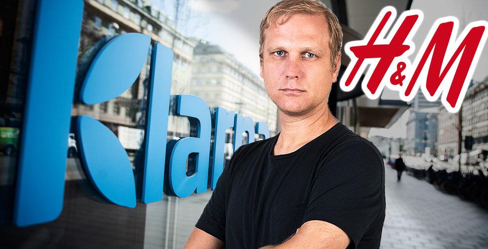 H&M:s köp i Klarna är en verklig drömaffär för Sebastian Siemiatkowski