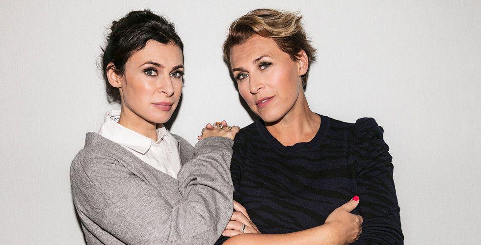 """Hanna Widell och Amanda Schulman skrotar sina """"beauty bars"""""""