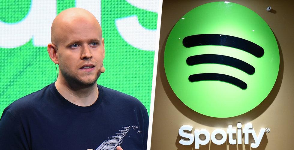 Breakit - Intäkterna rusar för Spotify – som fortfarande gör miljardförlust