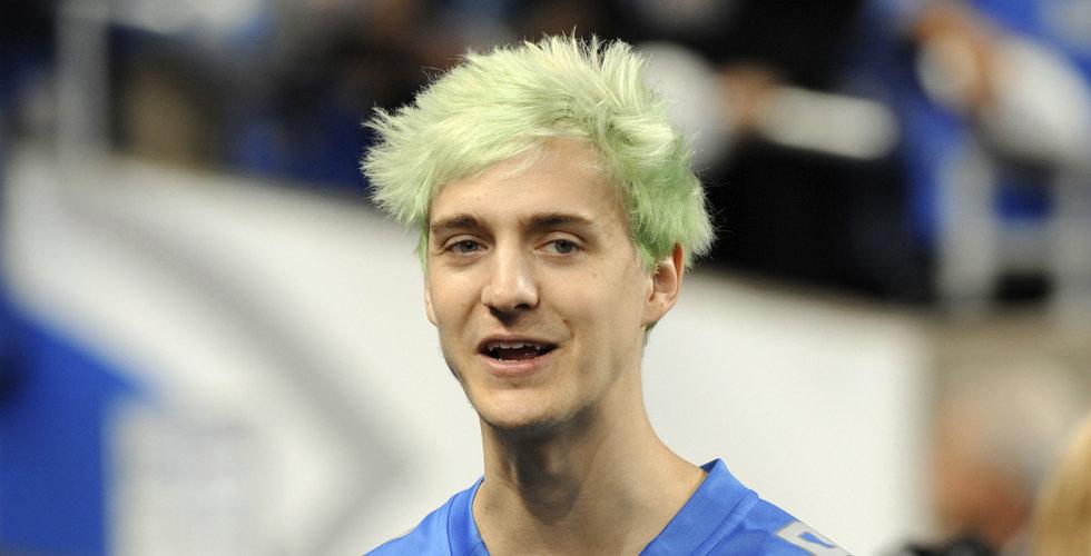 Fortnite-stjärnan Tyler 'Ninja' Blevins lämnar Twitch för Microsofts Mixer