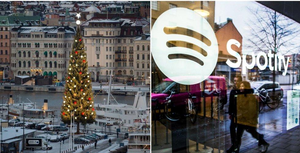 Lokalhyrorna i Stockholm rusar – techbolag som Spotify och Klarna är en anledning