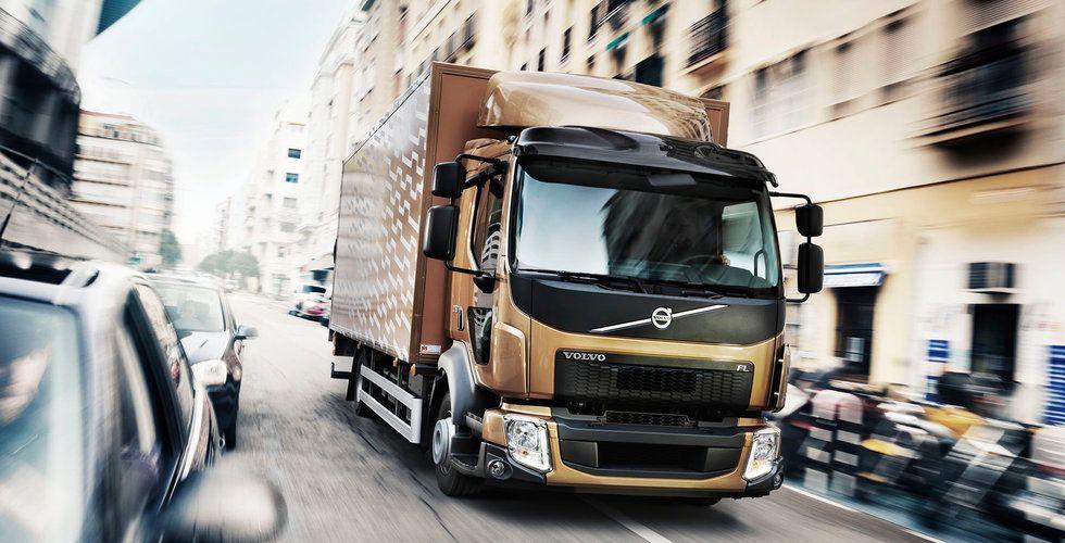 Breakit - Volvos el-lastbilar börjar rulla redan i år