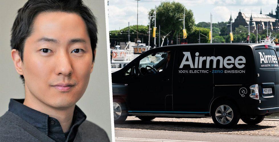 """Rent a husband kräver Airmee på miljoner efter konkurs: """"Varit coronakris"""""""