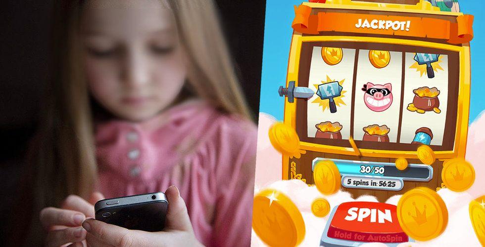 Succéspelet Coin Master lär barn att spela nätkasino – drar in mer pengar än Candy Crush