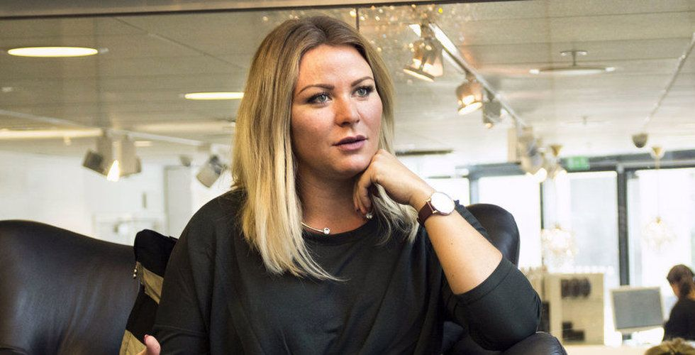 Breakit - Hjärtfelet fick e-handelsstjärnan Ida Backlund att sälja sitt succébolag