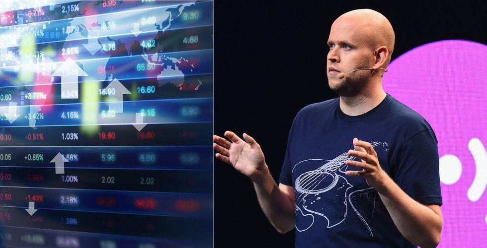 Techfrossan i New York skapar ny huvudvärk för Daniel Ek