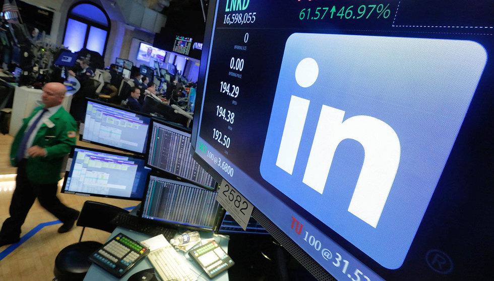 Amerikanska jätten slogs med Microsoft – om Linkedin