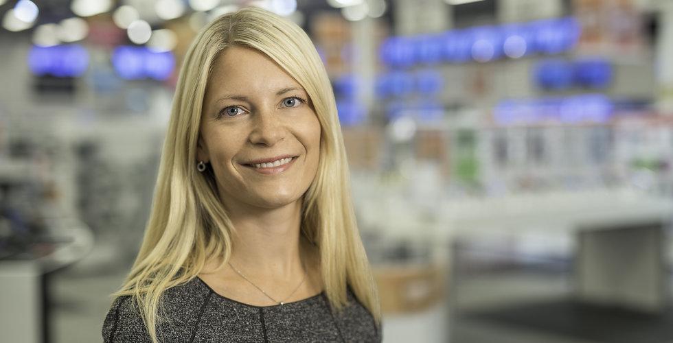 Lindexs vd Susanne Ehnbåge går in i Ahlsells styrelse