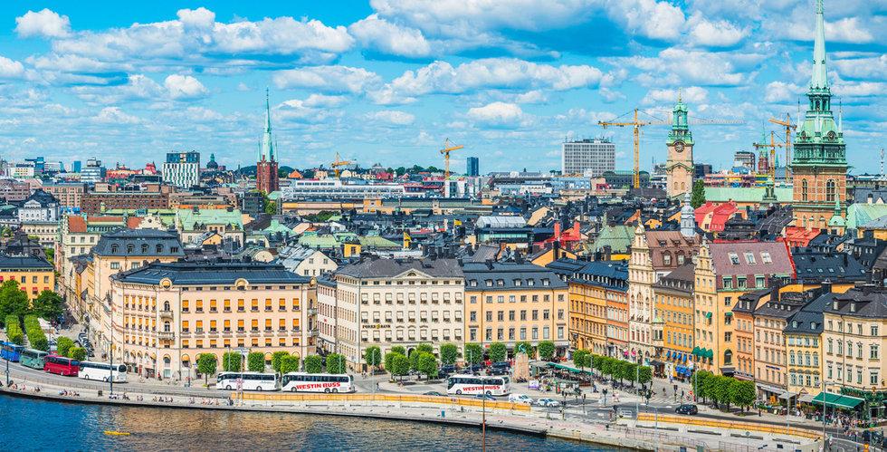 Hyran för kontorslokaler i Stockholms mest attraktiva lägen är rekordhög