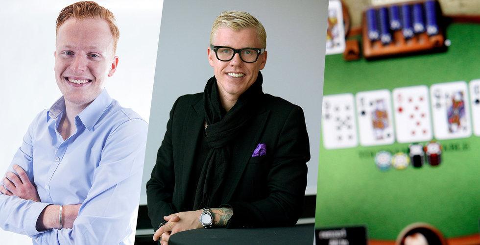 Bingo Rimér utmanar speljättarna – här är hans nya startup