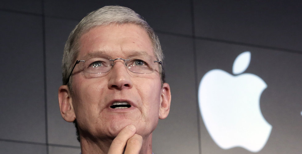 Breakit - Apple vässar konkurrensen inom kartteknik – jagar efter nya stjärnor