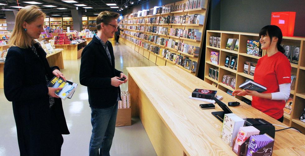 Breakit - Nätbokhandeln Adlibris sålde i snitt en bok var tredje sekund förra året