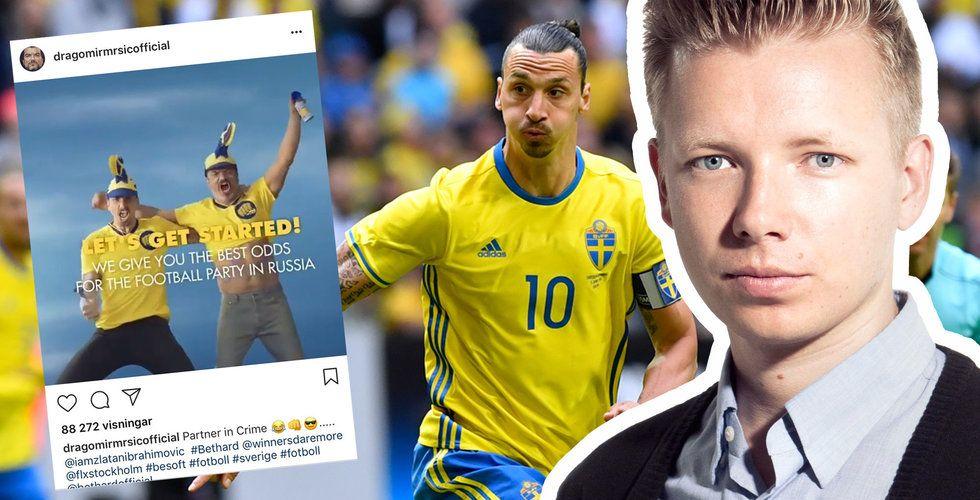 Zlatans spelbolags-dans: En lektion i hur man tömmer sitt förtroendekapital