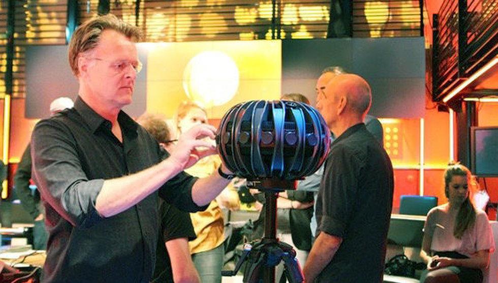 VR-guldruschen är igång - Jaunt tar in över en halv miljard kronor
