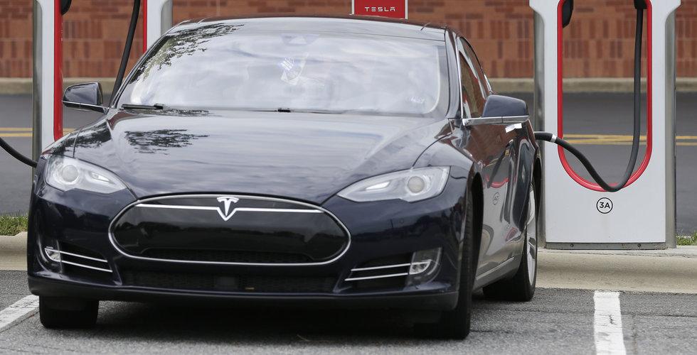 Breakit - Tesla inte längre med i kraschutredning