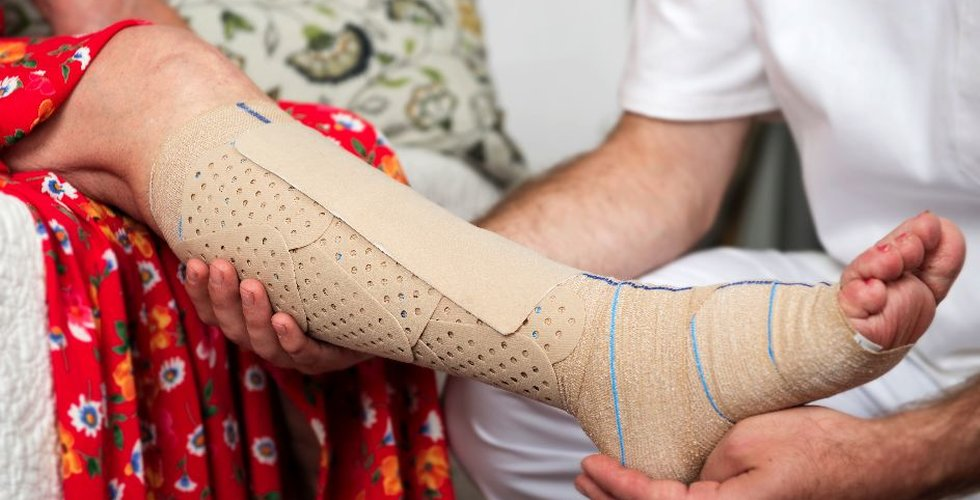 Breakit - Presscise har skapat ett bandage som får dina sår att läka snabbare