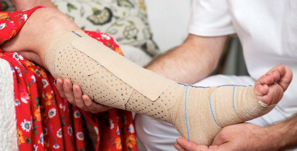 Presscise har skapat ett bandage som får dina sår att läka snabbare