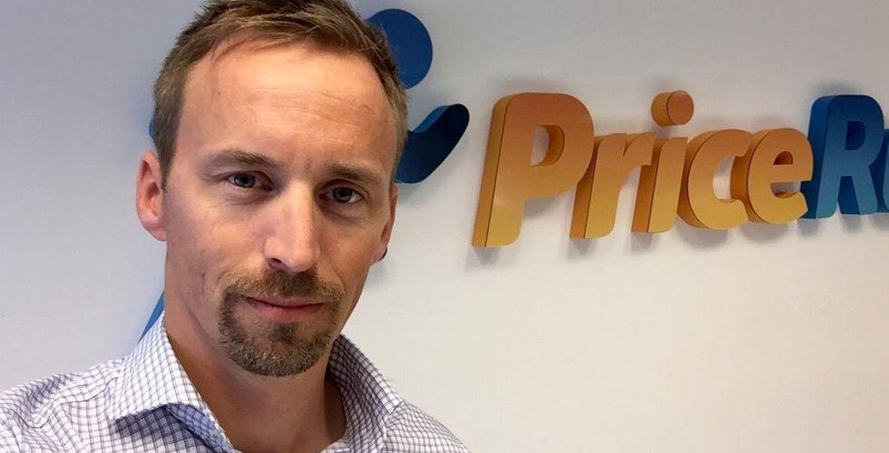 Breakit - Pricerunner tar in Roger Forsberg som teknisk chef
