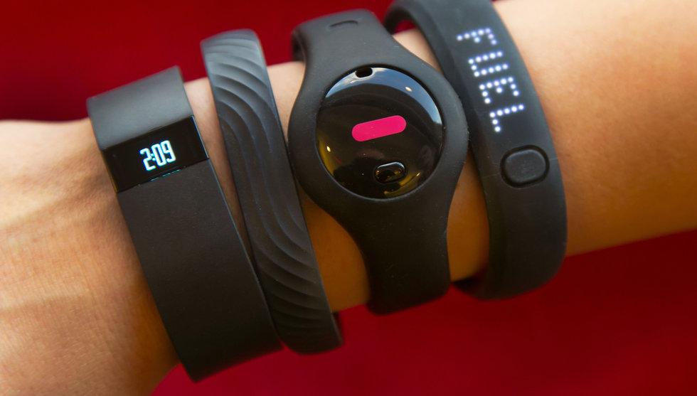 Fitbit, Xiaomi och Garmin –störst inom wearables första kvartalet