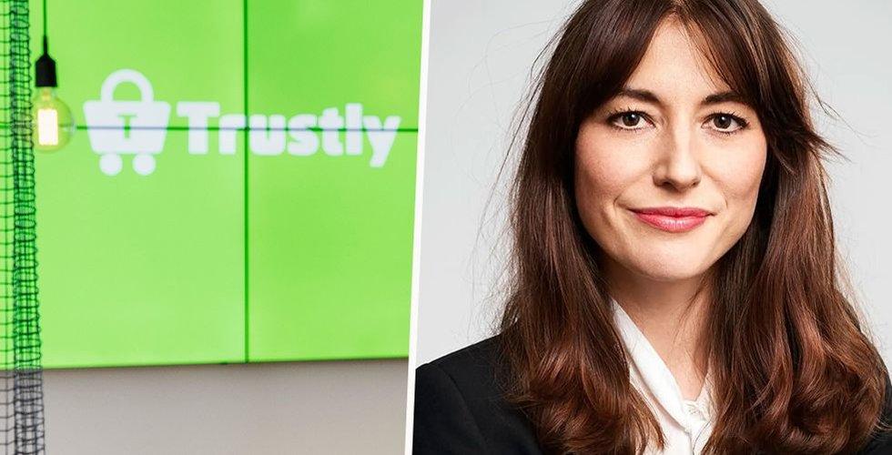 Hon lämnar Swedbanks styrelse – går till Trustly