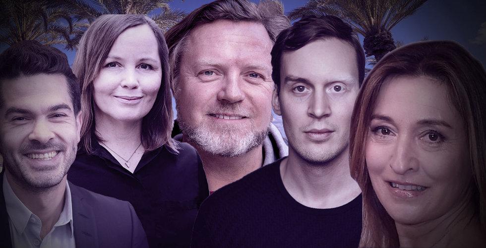 Crowd1-topparnas takfest, Kry-grundarens okända investering – och konkurrentens Klarna-hyllning