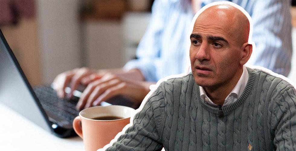 IQ, personlighetstest, pengar – Saeid Esmaeilzadehs stenhårda krav på de han jobbar med