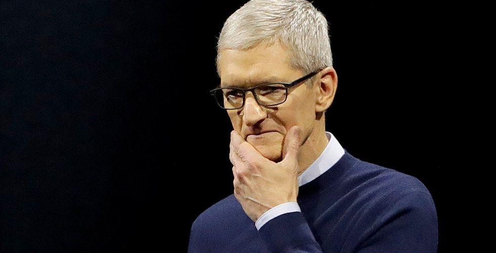 Apple bekräftar nedskärningar inom självkörande bilar
