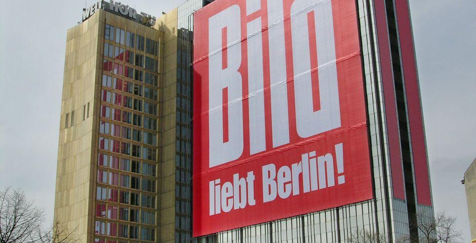 Ny jätteaffär i mediebranschen – tyskar vill köpa Business Insider