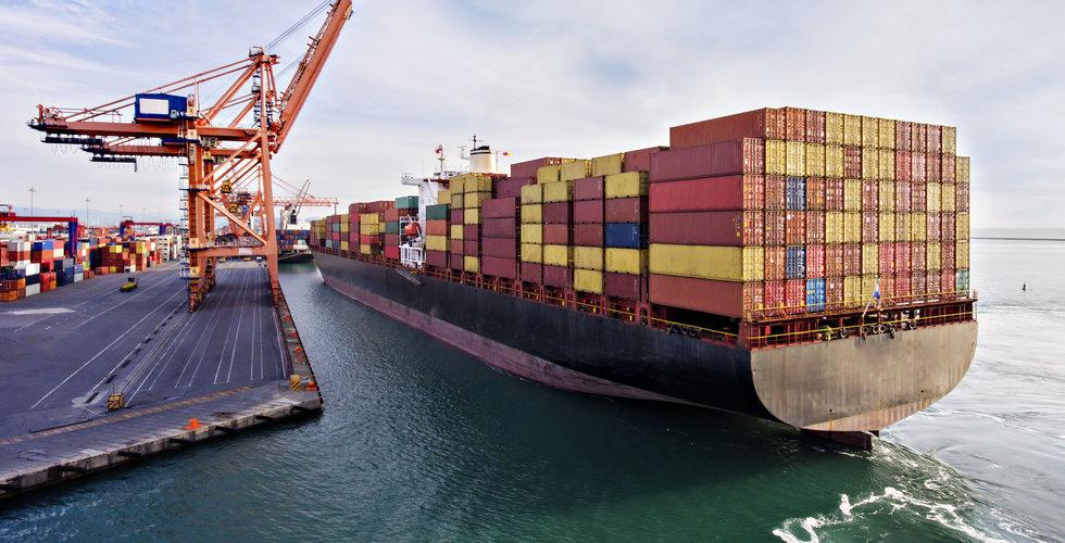 Globala handeln rekordföll andra kvartalet – viss återhämtning kan skönjas