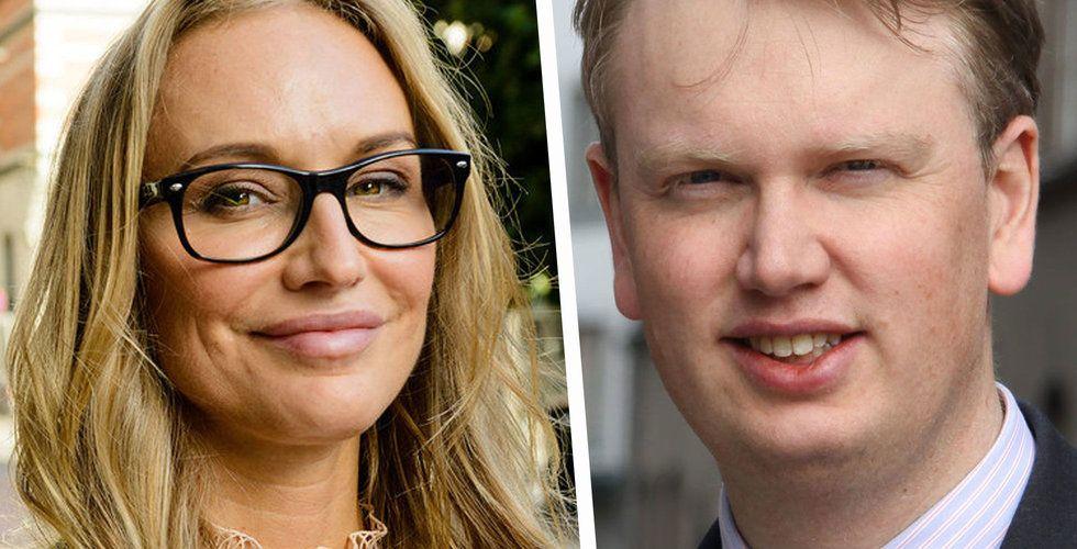 Rasmus Järborg ersätter Tuva Palm på Nordnet