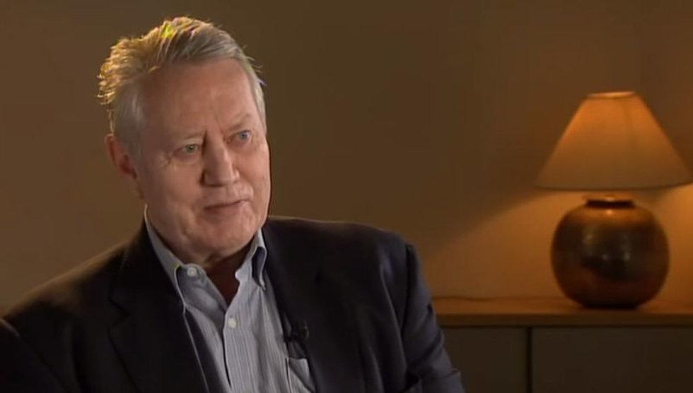 Charles Feeney kan bli ny ägare till bostadssajten Hemnet