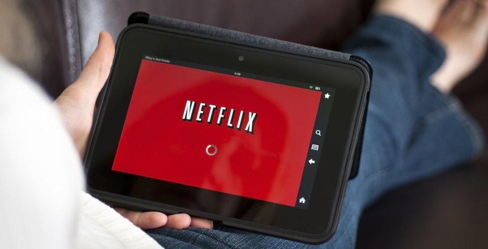 Netflix vill ta in 18 miljarder