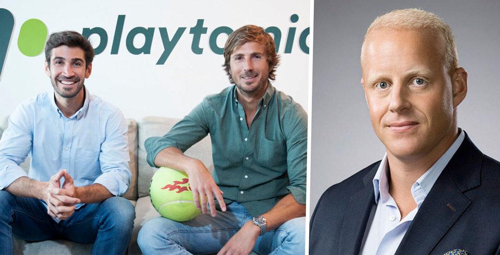 Henrik Persson Ekdahl investerar i spansk sportapp