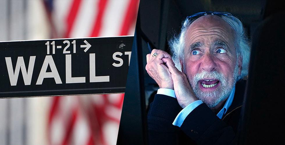 Skakigt på börserna igen – Nasdaq ner nästan 3 procent