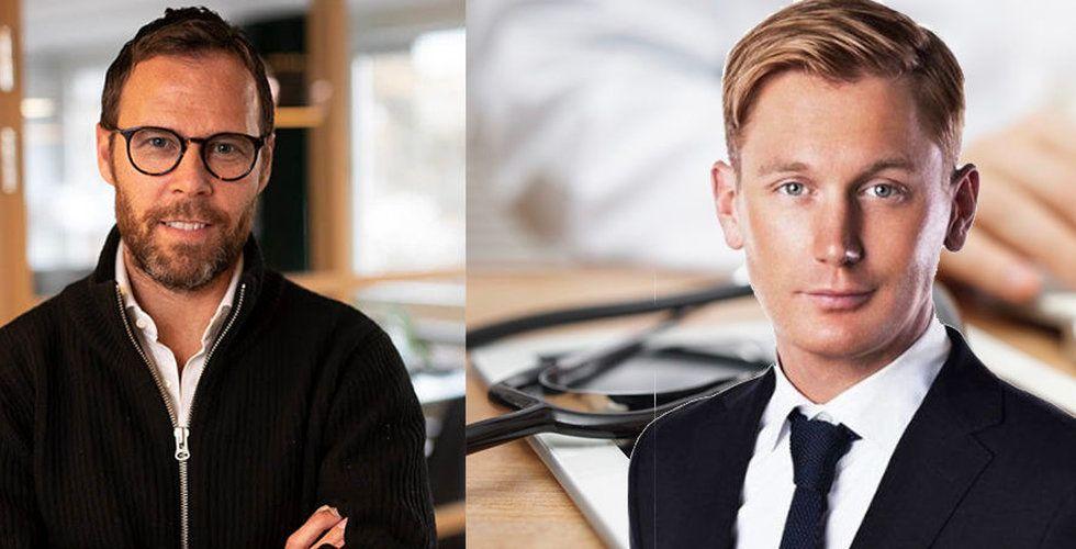 Daniel Wellington-grundaren investerar i Doktor.se