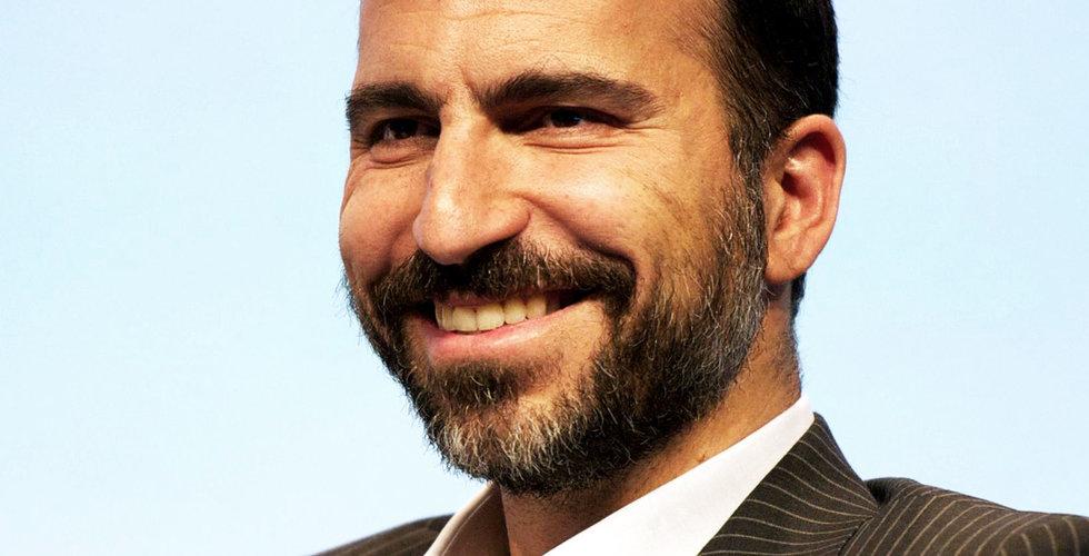 Breakit -  Dara Khosrowshahi ska rädda Uber ur krisen (om han tackar ja alltså)