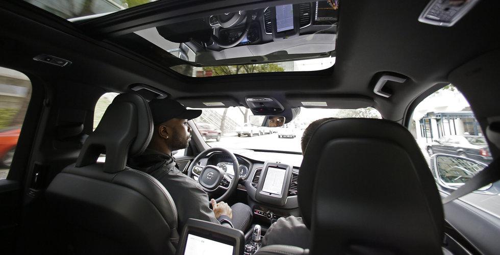 Volvo Cars och Autoliv startar bolag tillsammans – ska utveckla självkörande bilar