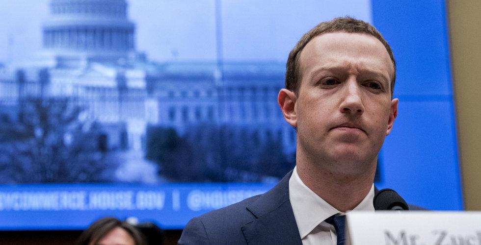 Facebook stämdes – tvingas betala över 120 miljoner