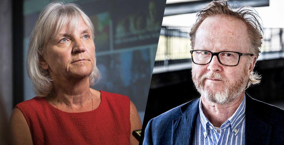 Telias valberedning föreslår Lars-Johan Jarnheimer till ny styrelseordförande