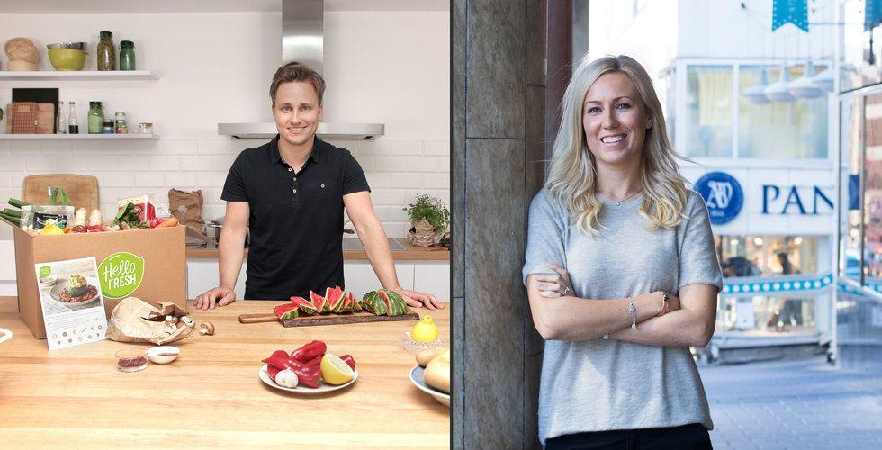 Svensk-tyska Hello Fresh tar in 830 miljoner