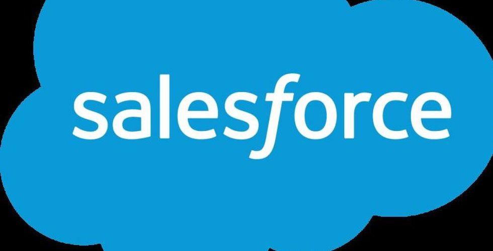 Breakit - Salesforce satsar 800 miljoner på Europa - letar svenska molnbolag