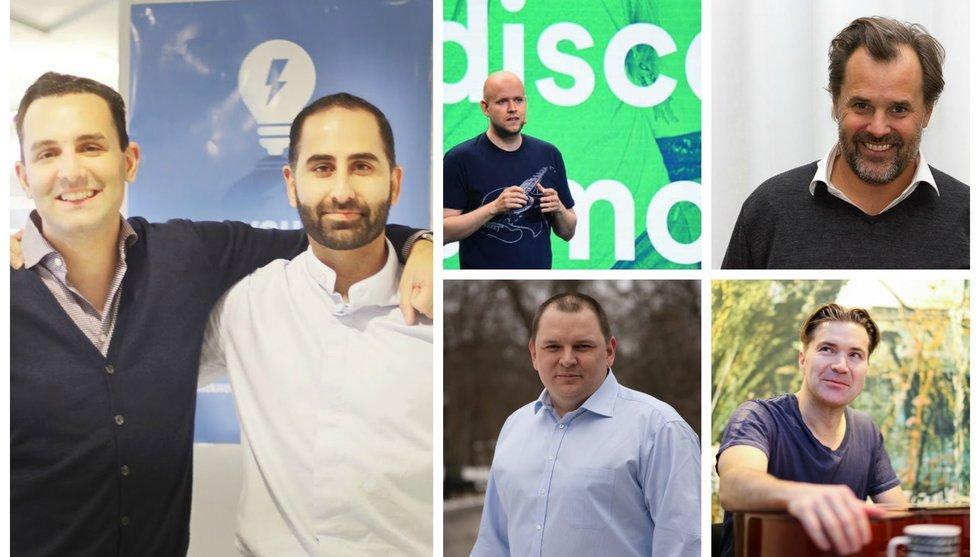Ett år senare - så många män sitter kvar i bolagens styrelser