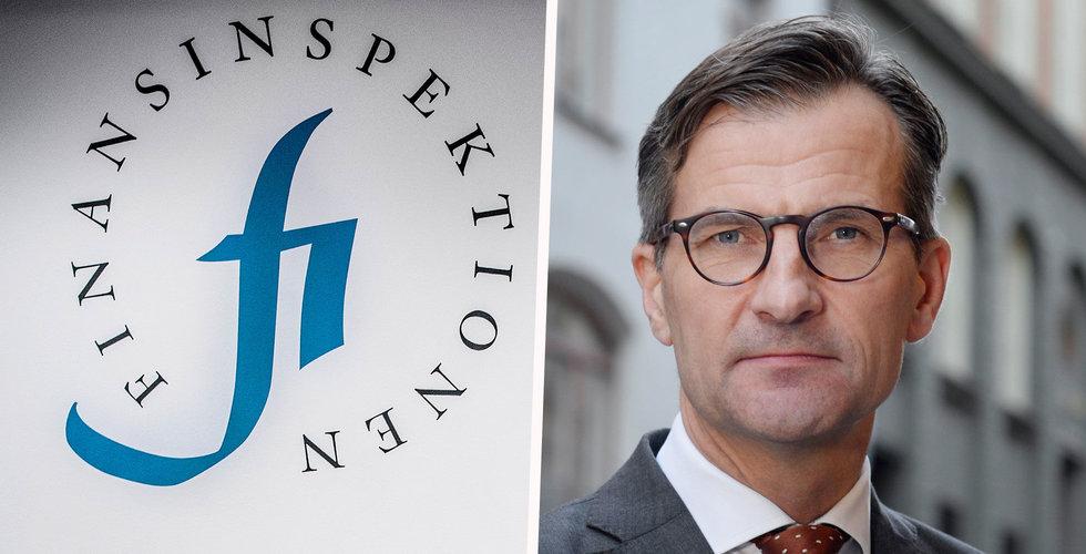 FI:s uppmaning till bankerna: Stoppa utdelningar