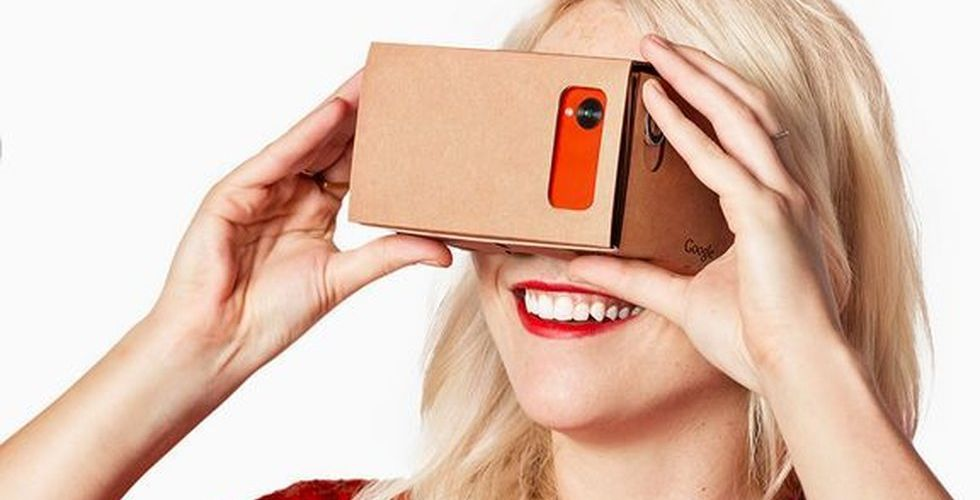 New York Times blir först ut av mediejättarna - lanserar VR-app