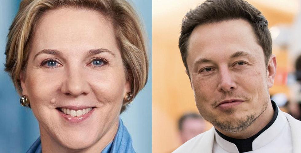 Robyn Denholm blir ny styrelseordförande för Tesla