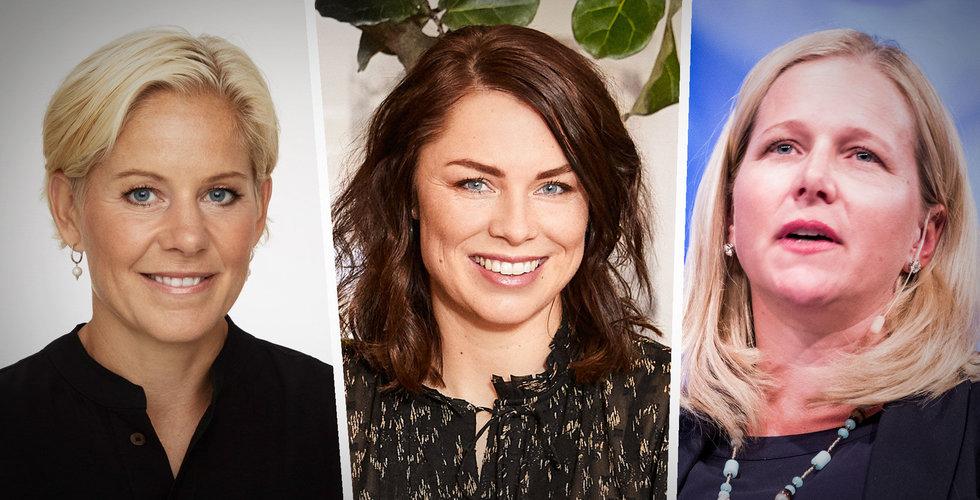 """Investerarna om Estrid och kritiken om femwashing: """"Har bra värderingar"""""""