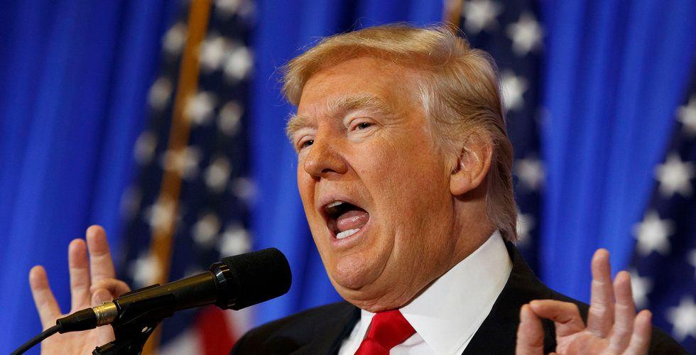 Trump kan lätta på coronarestriktioner – vill inte se en ekonomisk kris