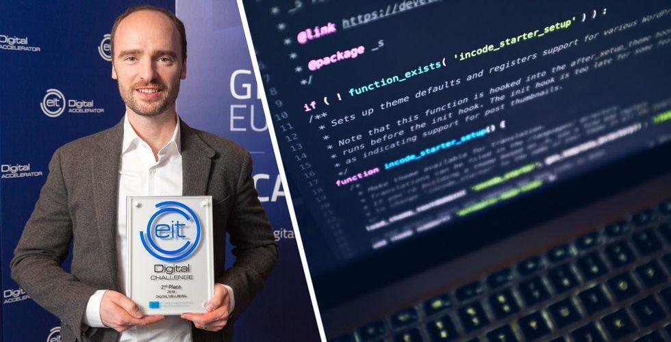 """SidekickHealth om att vinna innovationstävlingen: """"Ett kvitto på att vi spelar i högsta divisionen"""""""