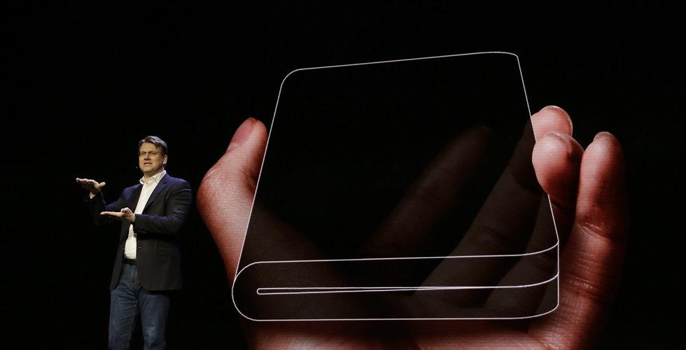 Samsung lanserar ny vik-telefon – och nej, du har inte åkt tillbaka till 2003
